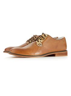 """Kane"" Animal Shoes - Casual Shoes - Men's Shoes - TOPMAN USA"