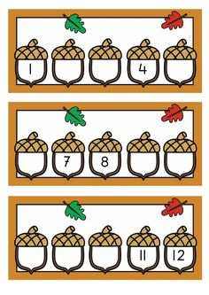 Autumn Activities For Kids, Math For Kids, Autism Activities, Preschool Activities, Toddler Fun, Toddler Crafts, Life Skills Classroom, Thanksgiving Preschool, Kindergarten Math Worksheets