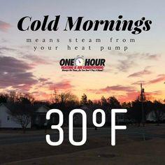 #cold #mornings  #pinehurst #fayetteville #lumberton #raeford #laurinburg
