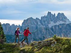 Hiking Experience Cortina d'Ampezzo Dolomites Italy