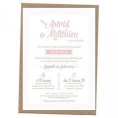 Paper Crane Moon Wedding Invitation Navy and Peach Sakura Tree