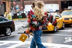 Street style from New York Fashion Week autumn/winter '17/'18 - Vogue Australia
