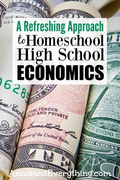 Economics taught the usual way can be hard to understand. Using a free market economics homeschool curriculum is the solution -- and this may be the only one out there. Check it out!