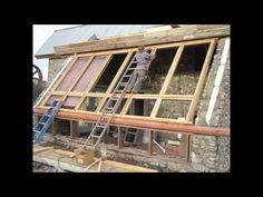Slipform Stone Masonry: Building a Slipform Stone House from the Bottom Up Gumball dad Gumball mom