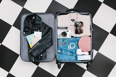 how to pack: eurotrip edition