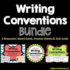 This bundle includes everything you need to prepare your students for writing questions on standardized tests. ...