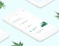 LEAF Growbox Mobile Application