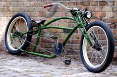 just some great rat rod bikes and custom cruisers Cool Bicycles, Vintage Bicycles, Cool Bikes, Cruiser Bicycle, Bicycle Girl, Lowrider Bicycle, Bicycle Pedals, Chopper Bike, Kart
