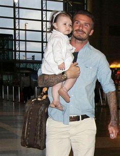 Harper Beckham | Celebrity Style Files | ELLE UK