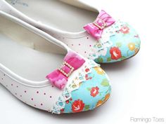 How to Refashion Shoes