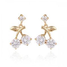 Nice Korean earrings #www.eozy.com