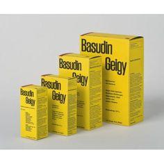 Basudin Geigy-Verpackung