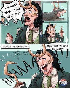 Funny Marvel Memes, Dc Memes, Avengers Memes, Marvel Jokes, Loki Tv, Marvel Dc Comics, Marvel Avengers, Wanda Marvel, Pirate Fairy
