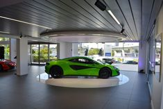 McLaren Queensland Showroom, Australia. McLaren Gold Coast by Birchall & Partners Architects. Architects with extensive experience designing and building car showrooms since 1988. Architects Ipswich | Architects Brisbane | Architects Gold Coast Brisbane Architects, Gold Coast, Showroom, Australia, Building, Car, Design, Automobile, Buildings
