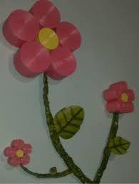 Resultado de imagem para flores de reciclados