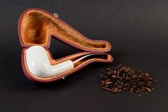 Elegant Pipe Cases from Tobacco Roll