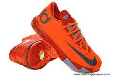 c8b7b9c07a36 Authentic Total Orange Armory Slate-Team Orange-Armory Blue Womens Nike KD  VI For Wholesale