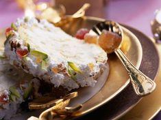 Découvrez la recette Bûche norvégienne sur cuisineactuelle.fr.