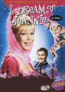 I Dream of Jeannie - I loved this show so much!!! I also wanted to live inside a bottle, just like her!!!
