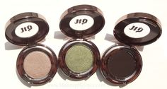 Urban Decay Eyeshadow in Bust, Bender and Blackout (retails 18 USD each)