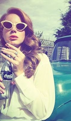 Lana Del Rey knows how to do an American Summer.