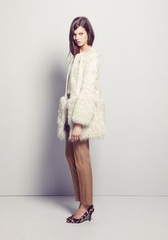 Maje Autumn Winter Collection - French Chic Style - Look 9.