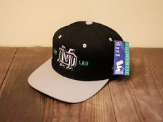 """DeMarcoLab x Starter """"NOW-AGAIN SNAPBACK"""""""