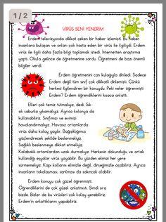 Turkish Language, Healthy Kids, Elementary Schools, Words, Children, Crowns, Healthy Children, Boys, Kids