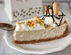Fantastický banánový cheesecake