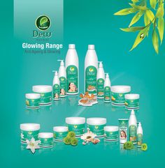 Dew Herbal skincare  Glowing range! Anti Aging  Glowing Clean and purify skin to promote a fresh, radiant glow Stimulate new cell growth Reinforce elasticity Leave your face, neck and decolletage smooth and soft
