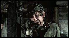 Hauptmann Kiesel Cross Of Iron, Sam Peckinpah, War Film, Kiesel, World War Ii, Wwii, World War Two