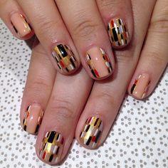 Gustav Klimt nails
