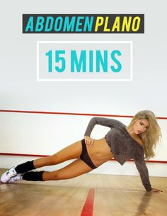 Rutina de 15 minutos para lograr un abdomen plano - Fitness Shirts - Ideas of Fitness Shirts - Ejercicio Tap the pin if you love super heroes too! Cause guess what? you will LOVE these super hero fitness shirts! Yoga Fitness, Health Fitness, Weight Loss Meals, Pilates Video, Workout Bauch, Workout Shirts, Fitness Shirts, Gym Time, Excercise