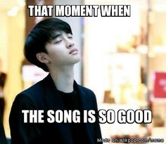 This is how I feel with a lot of songs. But at the moment it's GOT7's album 'Got if?'.