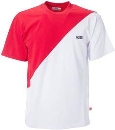 Gcds Double Color T-shirt Colour Chart, Coloring For Kids, Tshirt Colors, Shirt Designs, Polo Ralph Lauren, Mens Tops, T Shirt, Clothes, Fashion