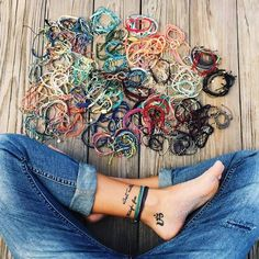 Save some cash by purchasing our bracelets in this custom style pack! Wear them all together or mix and match your...