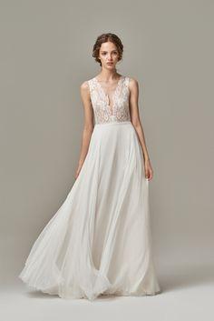 Die 38 Besten Bilder Von Anna Kara Bridal Gowns Wedding Gowns Und