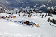 snow space Flachau  1/3/2013