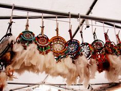 Dream catchers !