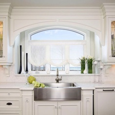Classicism With a Twist - contemporary - kitchen - toronto - Regina Sturrock Design Inc.