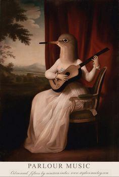 Parlour Music by Stephen Mackey