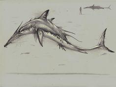 The Parathorpus, Bobby Rebholz on ArtStation at https://www.artstation.com/artwork/Gm8G1