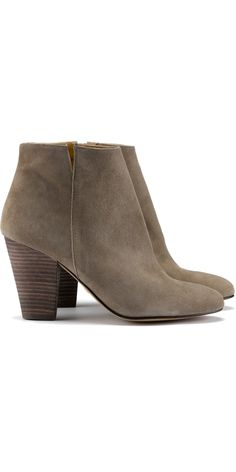 Kir Royale Suede Boot - Whistles  £150 (size 36)