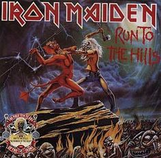 This is a kind of funny/kind of weird song about Natives! Love me some Iron Maiden  though!