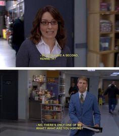 Oh, Liz Lemon..