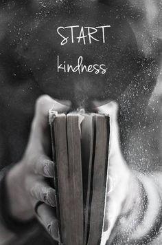 START Kindness campaign. Find us on Facebook   https://www.facebook.com/startkindness