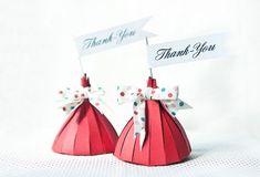DIY favour boxes packaging by Bijoux Bride1 DIY packaging ideas + tutorials