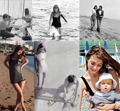 First you are a couple.. then become a family.. (Jane Birkin)