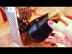 chutný oběd připraven během několika minut! # 348 - YouTube Baked Vegetables, Veggies, Five Ingredients, Eggplant Recipes, Fritters, Thanksgiving Recipes, Healthy Choices, Brunch, Food And Drink