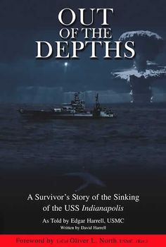 The incredible story of a USS Indianapolis Survivor, written by his son.  Through this true story you'll be reminded of what real bravery is about and you'll be inspired by this man's trust, faith and loyalty.